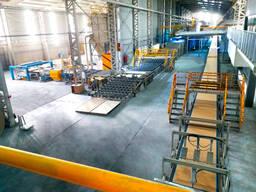 Оборудование для производства гипсокартонного завода Эрба Макина, Турция