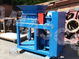 "Ორი shaft shredder ""Amasco"" 2-500: - photo 6"