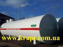 Резервуар двустенный надземный 75 куб. м