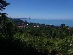 Рядом с Батуми, в Махинджаури, продается 341 кв. м земля