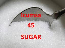 Сахар - Опт. Icumsa 45 (Бразилия)
