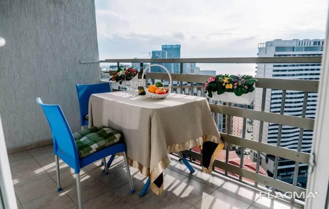 Квартира в Батуми с видом на море и горы 25й этаж