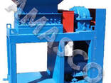 "Ორი shaft shredder ""Amasco"" 2-500: - photo 3"