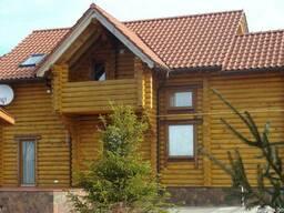 Сруб-деревянные дома - фото 2