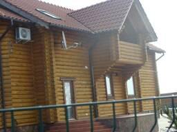 Сруб-деревянные дома - фото 3