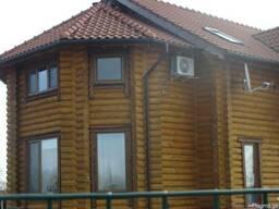 Сруб-деревянные дома - фото 4