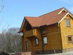 Сруб-деревянные дома - фото 5