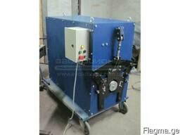 Станок для изготовления гофроколена электрический
