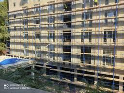 Строительные леса и формы для бетона