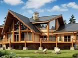 Строительство в Грузии домов из дерева срубы. - photo 5
