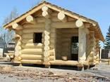 Строительство в Грузии домов из дерева срубы. - photo 8
