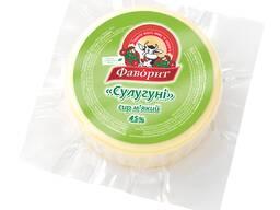 "Сыр мягкий ""Сулугуни"" 45% жирности ТМ ""Фаворит"""