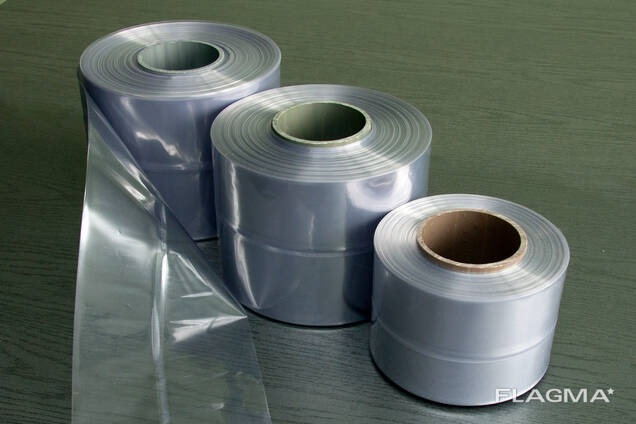 Термоусадочный рукав ПВХ для упаковки