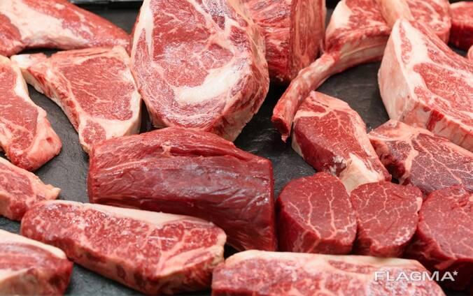 Мясо говядины из Украины