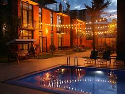 В Батуми, продается коттеджей встроенным бассейном
