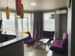 В Батуми сдается квартира посуточно с верандой