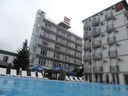 В Батуми сдается посуточно номера в 6 этажном гостинице