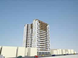 В завершенном проекте осталось 5 квартир