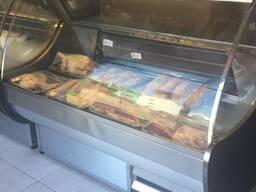 Витрина холодильник для магазина Кобулети. 2 шт вместе. - фото 2