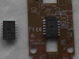 Wired mouse IC optical mouse sensor V101S, KA2B