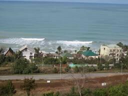 Земельный участок на продажу в Чакви с видом на море