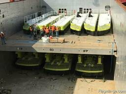 Земснаряды из Канады Амфибекс АЕ1200 Р. - фото 8